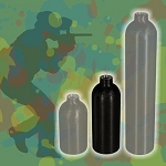 Paintball Aluminum Cylinder 1.7 cu. ft.