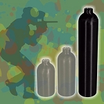 Paintball Aluminum Cylinder 3.0 cu. ft.