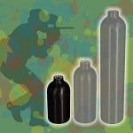 Paintball Aluminum Cylinder 1.1 cu. ft.