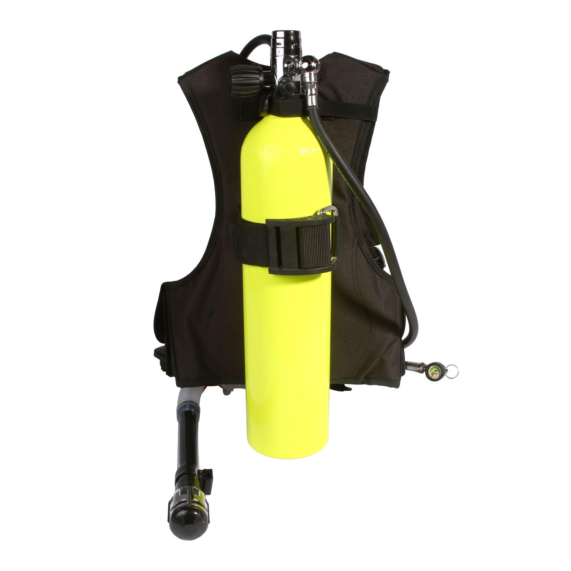 New! EasyDive Kit with Snorkelator