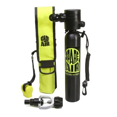 Spare Air & Hand Pump Package