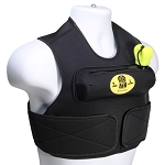 The Spare Air Xtreme Dual Sport with Neoprene Vest